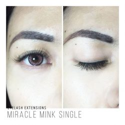[Milly's] Fluffy, lightweight lashes that gives you the mascara-coated effect EFFORTLESSLY!