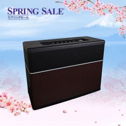 [YAMAHA MUSIC SQUARE] Yamaha Spring Sale Highlight:Line 6 AMPLIFi® 75 is loaded with five speakers that deliver the full sonic spectrum in
