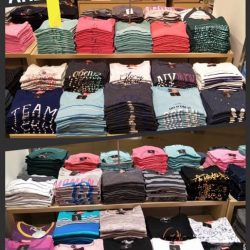 [Tom & Stefanie] Great Deal ~~ Check out our new arrival of Teens & Ladies Graphic Tees , Buy any 2 for $10!