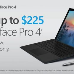 [Newstead Technologies] Save up to $225 for selected models(Intel Core i5 & i7)  of Microsoft Surface Pro 4, find out more at