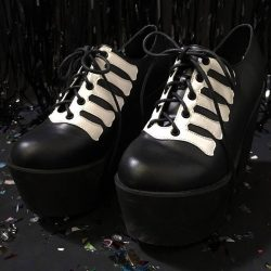 [Iron Fist Clothing] Wishbone Super Creepers and over 40 other pairs of shoes!