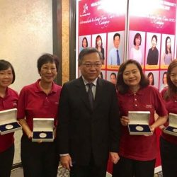 [TOUCH Community Service Centre] Last night, TOUCH Home Care was honoured with the Best Home Care Operator Award at the 5th Asia Pacific Eldercare