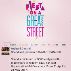 [Essensuals Hairdressing] Get cash  rewards when u spend @orchardcentral.