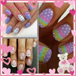 [The Glamourous Factory] Come celebrate Easter with a new set of classic mani and pedi at only $39.