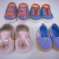 [Mothercare] Cute little pram shoes only for $10!