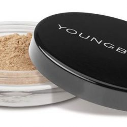 [AsterSpring Origin of Beauty] The foundation of beauty - from the very first moment you brush on YOUNGBLOOD LOOSE MINERAL FOUNDATION, you'll notice the