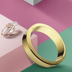 [Poh Heng Jewellery] A mother's code between her and the child is special.