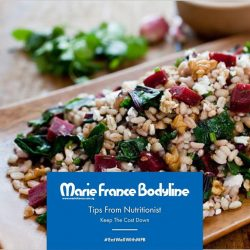 [Marie France Bodyline] Eating for detox need not be expensive.