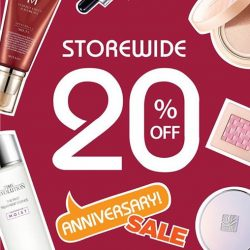 [Missha Singapore] It's our anniversary!