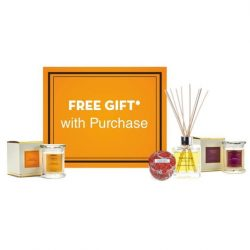 [To Be Calm] Only five more days to receive a FREE* mini candle worth SG$18 with selected purchases of large candles or