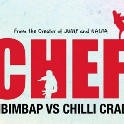 [SISTIC Singapore] Tickets for CHEF: BIBIMBAP VS CHILLI CRAB goes on sale on 13 April 2017.