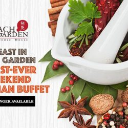 [Peach Garden Chinese Dining] Please note that Peach Garden Noodle House will no longer be offering Weekend Asian Buffet promotion from this weekend, 15