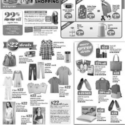 [BHG Singapore] Our 22nd anniversary continues with selection of $22 deals and more great deals this long weekend!