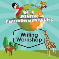 [MindChamps Medical] Writing Workshop (K2 – P4) Let Environmentalist Love take your children on a journey to discover Adjectives, Conjunction, Verbs and much