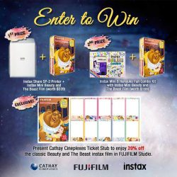 [Cathay Cineplexes] Fancy some prizes?