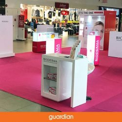 [Guardian] Visit Bioderma's Sensibio pop-up atrium space at Serangoon NEX (L1, outside H&M) from today till 30 April