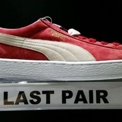 [Limited Edt Chamber] Puma Suede Classic, UK 11 Retail: $129, Discount: $69 Last pair deal, additional 15% off.