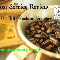 "[Hoshino Coffee Singapore] Just starting ""Post Service Review"" and stand a chance to win $50 dining voucher at Hoshino Coffee!"