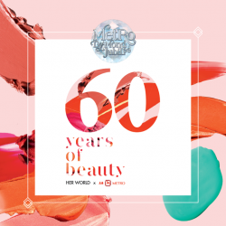 [Metro] Celebrate beloved beauty classics that have stood the test of time with Metro and Her World!