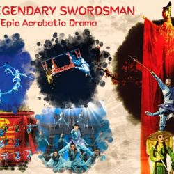 [SISTIC Singapore] Tickets for The Legendary Swordsman 笑傲江湖 goes on sale on 28 April 2017.