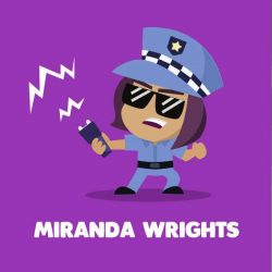 [Boost Juice Bars Singapore] Miranda Wrights will protect all of us from the baddies, but you'll cop it if you try and take