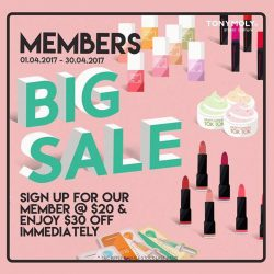 [Tony Moly Singapore] EXCITING NEWS!