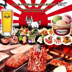 [Tenkaichi] ALL IN BUFFET NOW ON!
