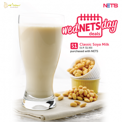 [Mr Bean Singapore] Shake off those mid-week fatigue with Mr Bean wedNETSday deal!