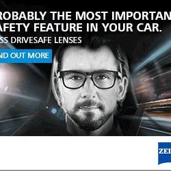 [Nanyang Optical] Maintain your vision clarity while driving is extremely important.