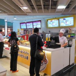 [Beard Papa Singapore] We are officially opened at Changi Airport Terminal 3, basement 2 (beside Ya Kun Family Cafe)!