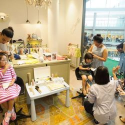 [Marina Bay Sands] The Shoppes at Marina Bay Sands held the second edition of its children's event, Little Luxury Stars, this past