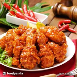 "[foodpanda] NewKidOnTheBlock - ""Ne"" means ""yes"" in Korean, and we say yes, yes to NeNe Chicken Singapore!"