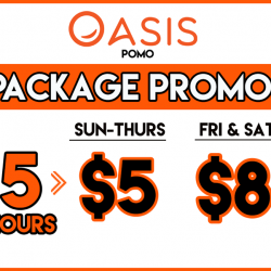 [OASIS Cafe] 3 more days until this promotion ends!