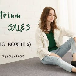 [BEGA] We are having atrium sales at Big Box this week!