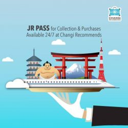 [Changi Recommends] Travel through Japan prefectures with unlimited train rides.