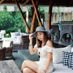 [MDSCollections] Melody Dress in White   mdsootd Hashtag mdsootd to win $50 online voucher.