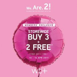 [Fox Fashion Singapore] We're gonna blow you away with these great deals!