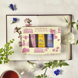 [Crabtree & Evelyn Singapore] Embark on a fragrant journey with our new Floral Body Care collection, featuring scents of nature's most fragrant flowers.