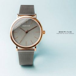 [BERING] Sleek and fuss-free, our timepieces from the Classic Collection are the perfect everyday companion.