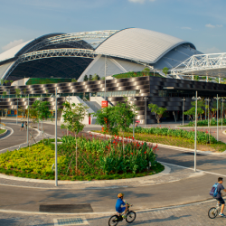 [Kallang Wave Mall] Sign up for a 90 min tour in the Singapore Sports Hub!