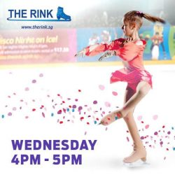 [THE RINK] Good news, Figure and Speed Skaters!