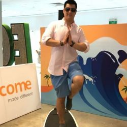 [NTUC Income Insurance] Not as easy as it looks!
