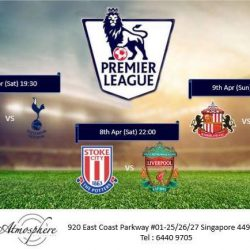 [Atmosphere Bistro & Bar] Support your favourite team with us at AtmosphereBistroSG!