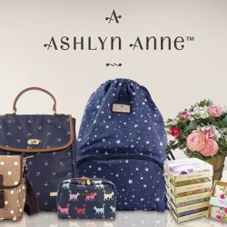[Precious Thots] UOB Cardholders' Exclusive: 10% savings on Ashlyn Anne™ regular priced items and further 5% savings on promotional items.