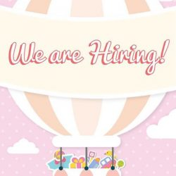 [Lil' Bambi's closet] We are hiring!