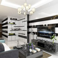 [U-HOME INTERIOR DESIGN] Whether you are residents of Skyline I or II, the right interior design firm can help you turn your dreams