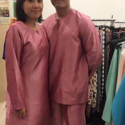 "[LaFashio] A lot of customers always encountered such issue, ""what is my family theme colour for this year's Hari Raya?"