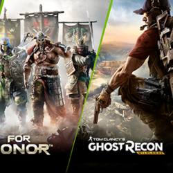 [PLAYe] Purchase a GeForce® GTX 1080 TI, 1080, 1080, or 1060 Graphics Card from the PLAYe App and get For Honor
