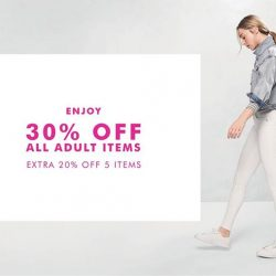 [Gap] It's time for a Spring spree!
