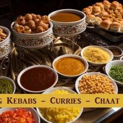 [Shahi Maharani North Indian Restaurant] Switch up Sunday Brunches for a hearty Chaat and Tandoori Buffet Lunch at Shahi Maharani!